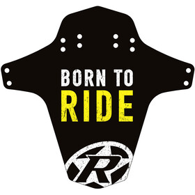 Reverse Born to Ride Guardabarros, yellow
